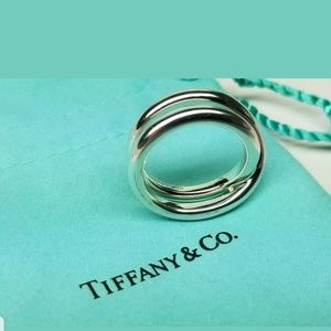Tiffany &Co Crossover le circle ring zs 7